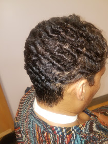 chemically treated hair - 8
